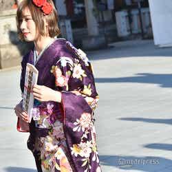 石田優美/AKB48グループ成人式記念撮影会 (C)モデルプレス