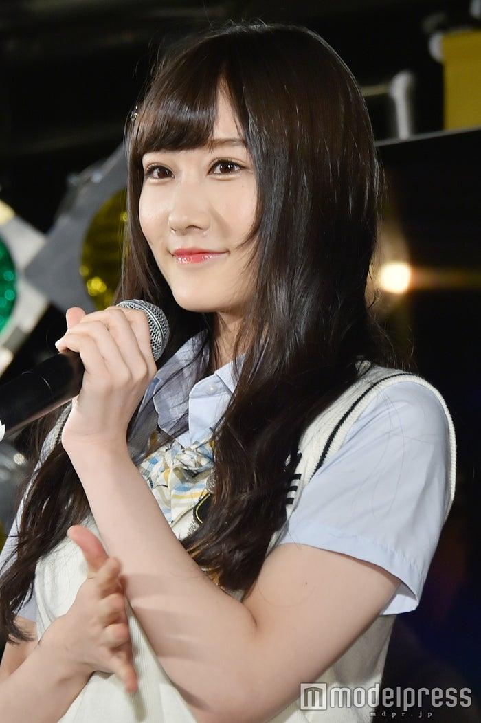 """NMB48の新MVから""""消えた選抜メンバー""""が真相告白「僕はいない」/矢倉楓子(C)モデルプレス"""