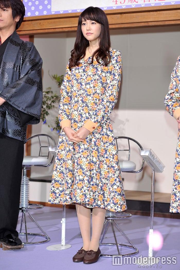 桐谷美玲/『スミカスミレ 45歳若返った女』製作発表記者会見より(C)モデルプレス