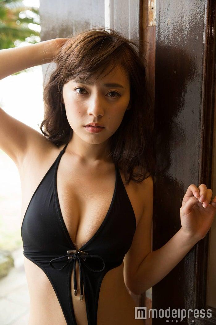 池上紗理依(C)唐木貴央/週刊ヤングマガジン