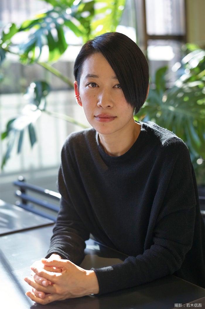 西加奈子氏/撮影:若木信吾(提供画像)