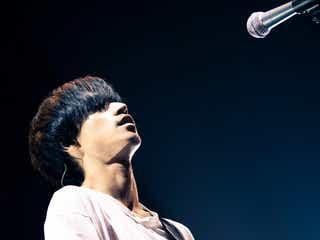 """錦戸亮、初ソロツアー""""公開リハ""""で16曲披露 「NOMAD」至近距離ライブに「わっ、近っ!」"""