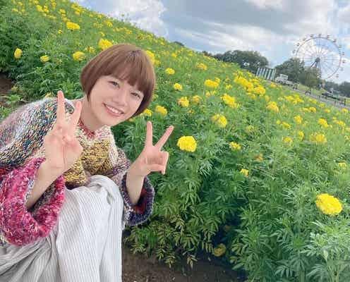 杉咲花「白杖ガール」の日替わりファッションが可愛すぎる!