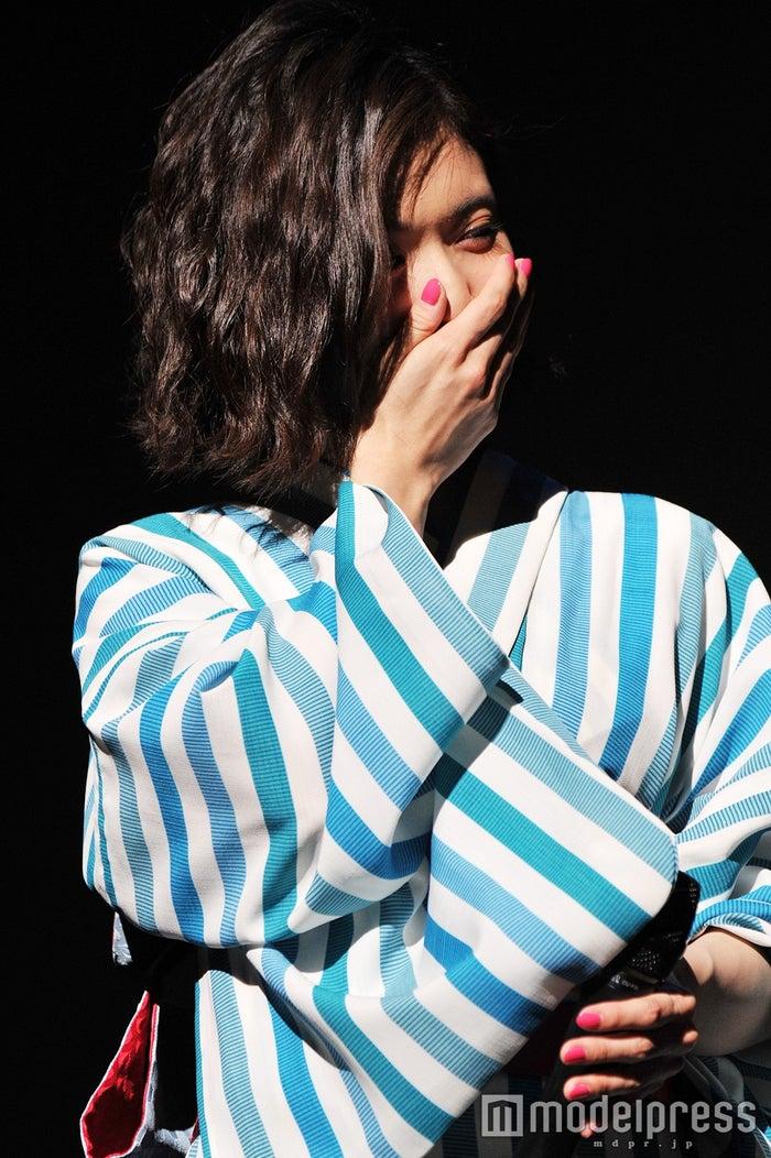 山寺宏一からの手紙に涙した松岡茉優(C)モデルプレス