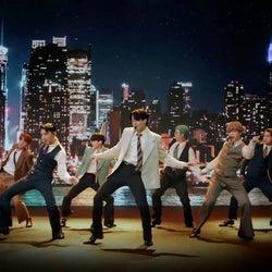 BTS、MTVビデオ・ミュージック・アワードで新曲「Dynamite」をパフォーマンス。