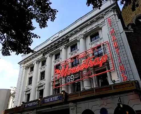 ロンドンにある『名探偵ポワロ』おなじみの場所が多数登場!アガサ・クリスティ社公認オンラインツアー第1弾レポート