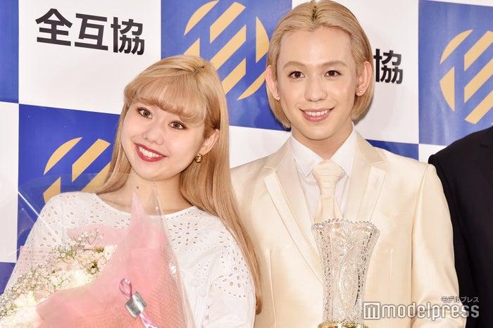 ぺこ&りゅうちぇる夫妻 (C)モデルプレス