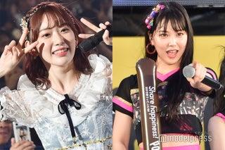 「PRODUCE48」白間美瑠・宮脇咲良が一騎打ち コンセプト評価順位発表
