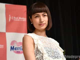 佐田真由美、娘の将来に言及 モデルを「オススメしない」理由とは