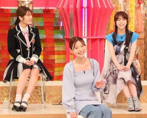 """NMB48渋谷凪咲、""""悩んでいた時に…""""元AKB48峯岸みなみのアイドル時代エピソード披露"""