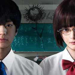 メインビジュアル(C)押見修造/講談社(C)2019映画『惡の華』製作委員会