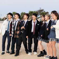 「今日、好きになりました。-卒業編2021-」第1話より(C)AbemaTV, Inc.