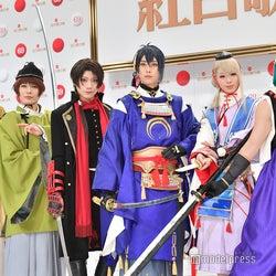 刀剣男士、紅白は史上初19名でパフォーマンス Aqours&AKB48の曲目も発表<第69回NHK紅白歌合戦>