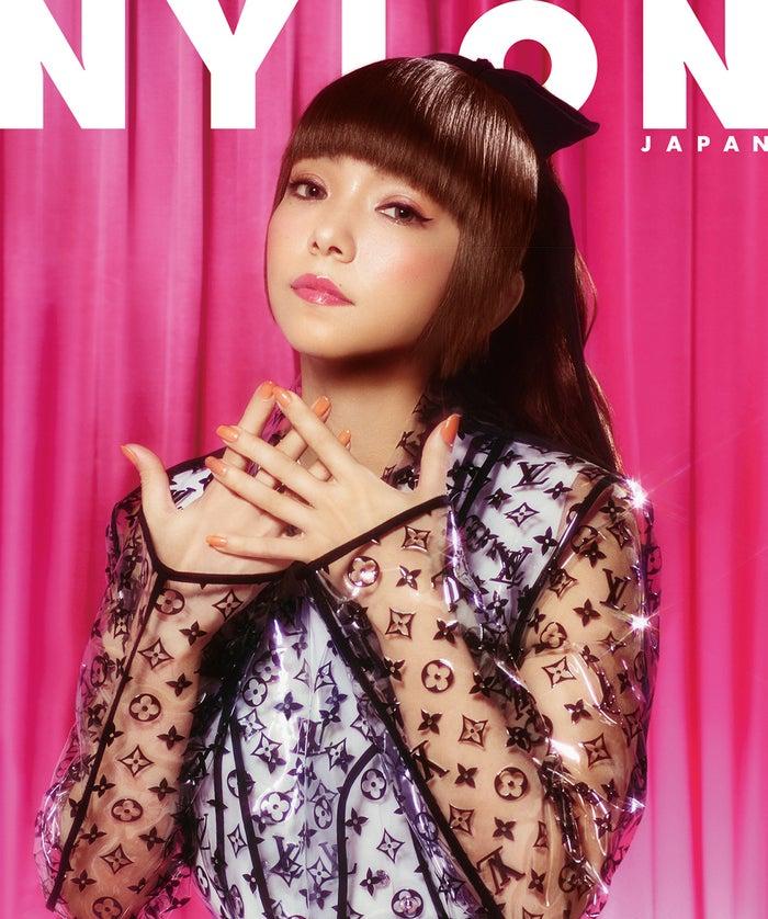 「NYLON JAPAN」9月号(カエルム、7月27日発売、表紙:安室奈美恵)/画像提供:カエルム)