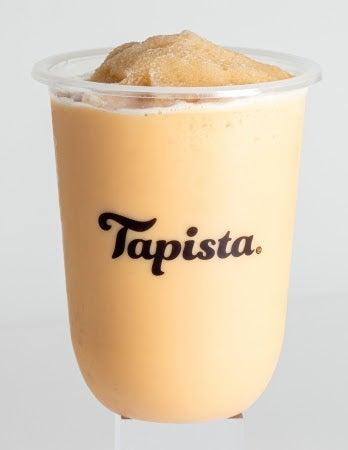TAPISTAプレミアムミルクティ Mサイズのみ¥460/画像提供:Tapista