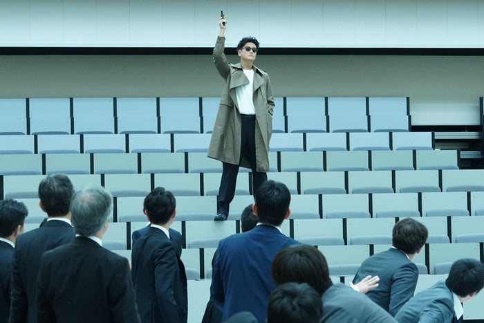 「ニッポンノワール―刑事Yの反乱―」第1話より(C)日本テレビ