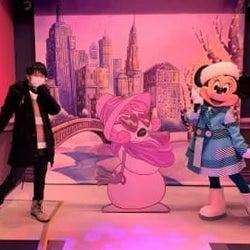 「ZIP!」年末SP第3弾 風間俊介が冬の東京ディズニーリゾートを徹底取材!