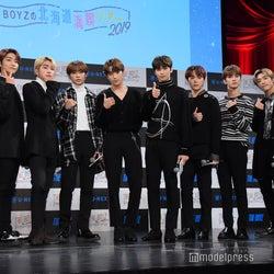 次世代K-POPグループ・THE BOYZ、初の北海道ロケに手応え「ちょっとしたハプニングも…」