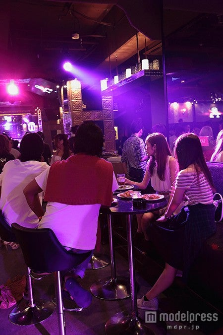 「GAL CON」イベントの様子(8月30日)