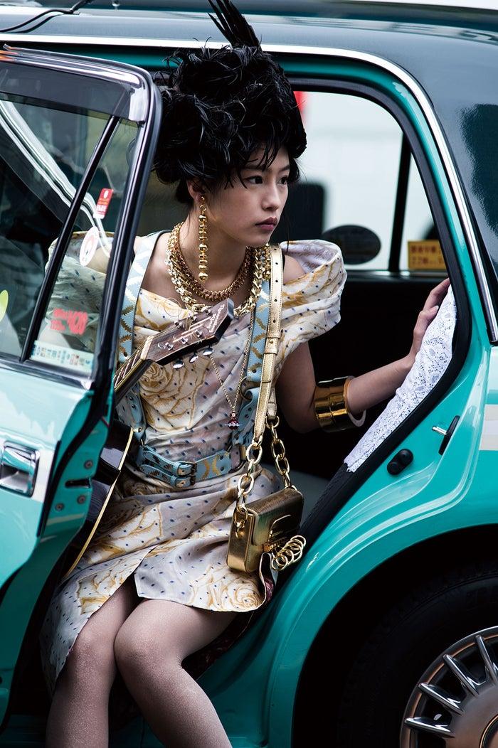 南沙良/Photography by Toru Kitahara