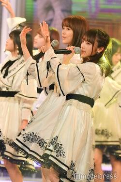生田絵梨花、与田祐希/「第69回NHK紅白歌合戦」 (C)モデルプレス