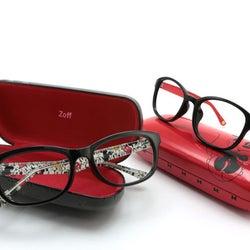 Zoff、ディズニーモチーフのメガネ全72種類を発売