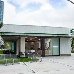 スタバ、渋谷MIYASHITA PARKに新店舗 限定タンブラーも登場
