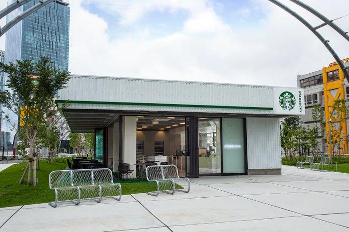 スターバックス コーヒーMIYASHITA PARK店/提供画像:スターバックス コーヒー ジャパン