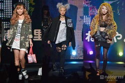 「egg」「Ranzuki」「Popteen」人気モデルが華やか競演<ファッションショー写真特集>
