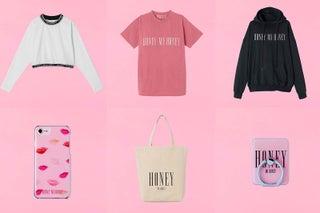 「HONEY MI HONEY」限定パーカー&Tシャツが可愛すぎ!「カラーがたまらない」「欲しすぎる」との声も