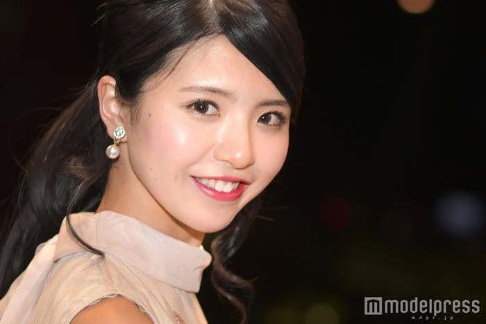 「Miss of Miss 2017」グランプリ松田有紗さん(立命館大) (C)モデルプレス