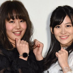 "NMB48上西恵の""美乳""を解説 同期・門脇佳奈子が熱弁"