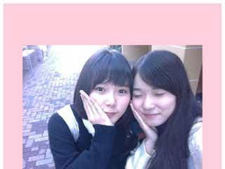 松岡茉優、JK時代写真公開 同級生・朝日奈央との2ショットに反響「天使」「尊い」
