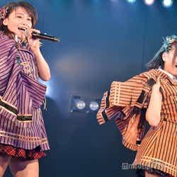 小嶋真子、倉野尾成美/AKB48込山チームK「RESET」公演(C)モデルプレス