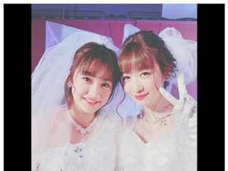 平祐奈&岡本夏美「御曹司ボーイズ」ウェディングドレス姿に絶賛の声