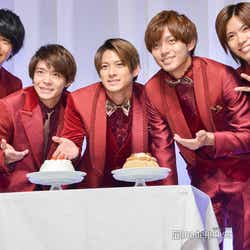 King & Prince(左から)高橋海人、岸優太、平野紫耀、永瀬廉、神宮寺勇太 (C)モデルプレス