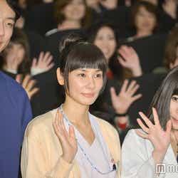 坂口健太郎、吉田羊、松岡茉優(C)モデルプレス