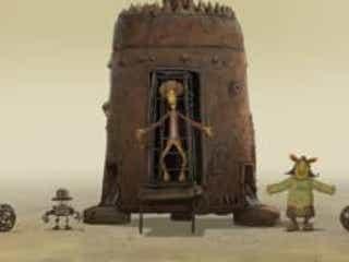 カルトSF『不思議惑星キン・ザ・ザ』がアニメ化!『クー!キン・ザ・ザ』日本公開決定