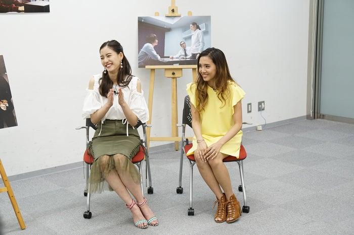 新木優子、Beverly(画像提供:関西テレビ)