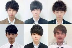 日本一のイケメン高校生「男子高生ミスターコン2018」全国6エリア候補者公開 投票スタート