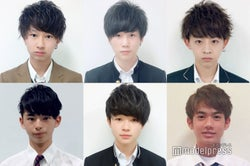 日本一のイケメン高校生「男子高生ミスターコン2018」候補者一挙公開(写真は候補者の一部》