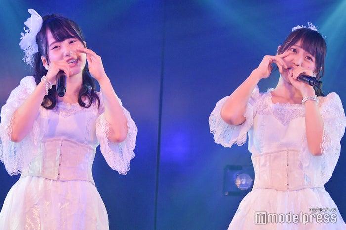稲垣香織/AKB48柏木由紀「アイドル修業中」公演(C)モデルプレス