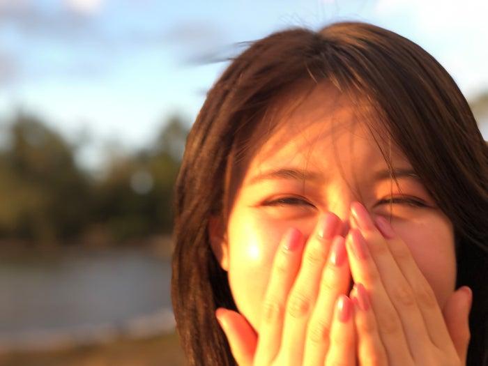井口綾子(C)熊谷貫/週刊プレイボーイ/1st写真集「いのあや」より