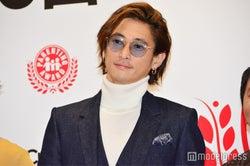 窪塚洋介、イケメン息子を久々公開「さらにそっくり」と話題