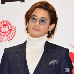 窪塚洋介、イケメン息子・愛流のモデル活動スタートを報告