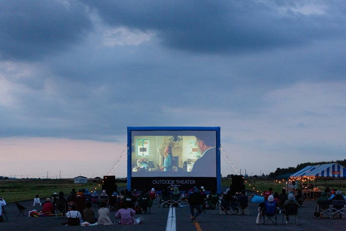 Drive in Theater Japan Tourイメージ/画像提供:ラコル