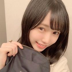 HKT48運上弘菜メイク徹底解説 新センターの憧れ透明肌の秘訣・子供の頃から続けているルーティン<「3-2」メイク連載>