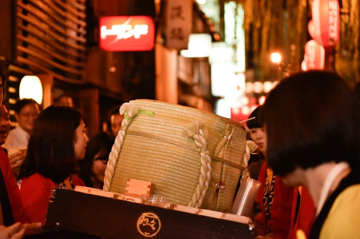 「渋谷のんべい横丁祭り」過去開催時の様子/画像提供:渋谷のんべい横丁祭り実行委員会
