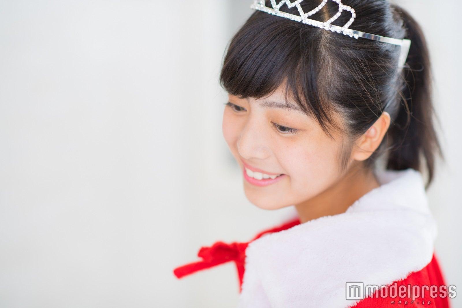 吉田莉桜 グランプリに輝いた吉田莉桜(りおちょん)さん/「高一