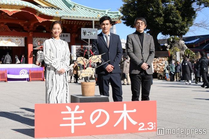 優香、北村一輝、吉田大八監督 (C)モデルプレス